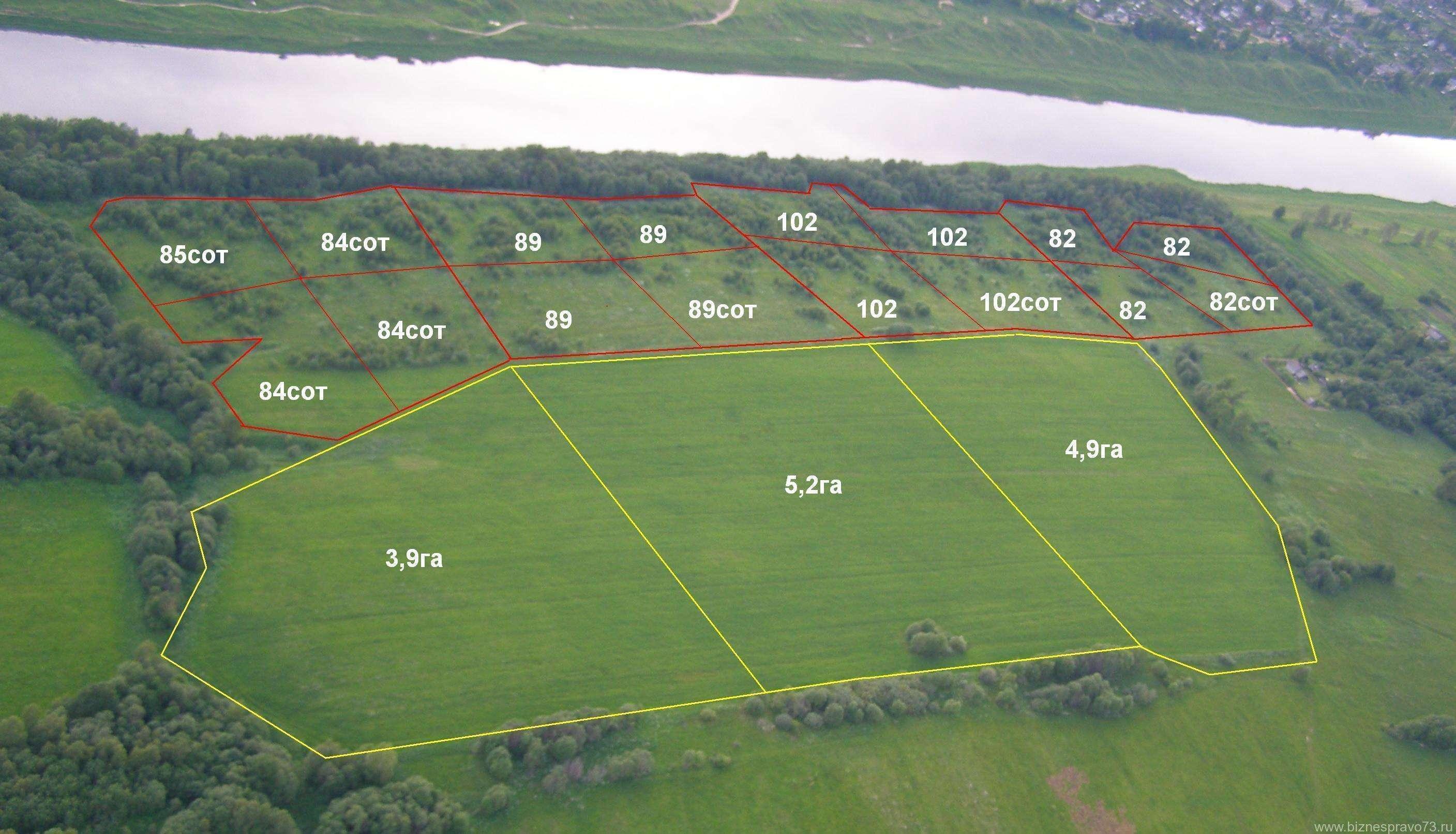Банк данных свободных земельных участков и объектов недвижимого имущества по состоянию на 01.04.2020