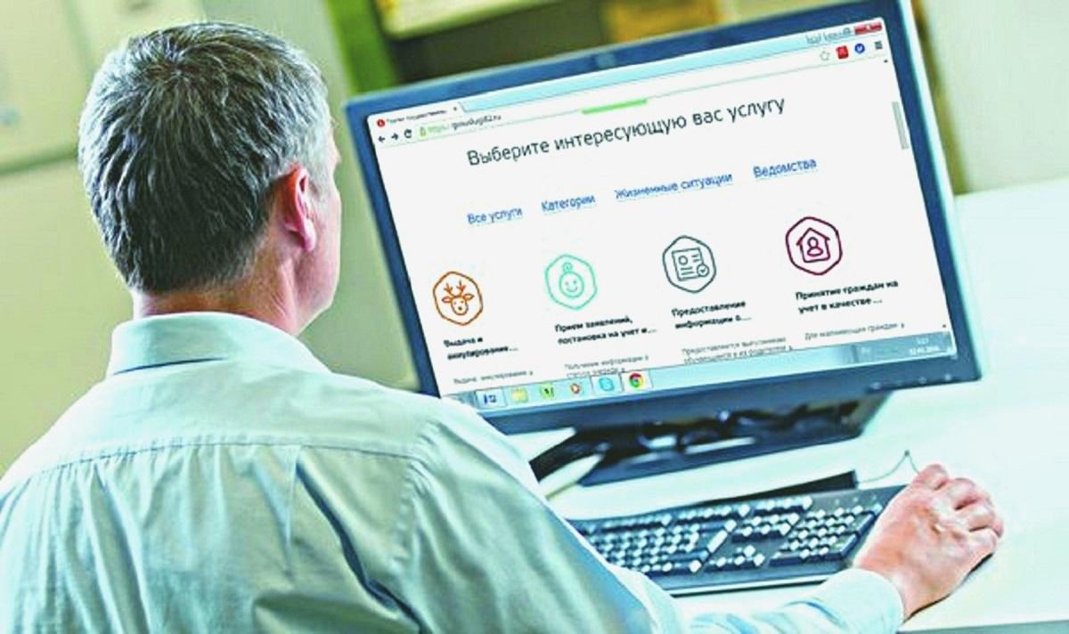 Электронные услуги для работодателя