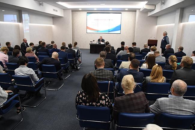 Встреча Губернатора Омской области с предпринимателями в традиционном формате открытого диалога